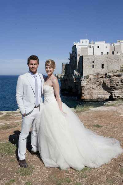 Puglia? Ideal destination to get married: word of Beautiful!