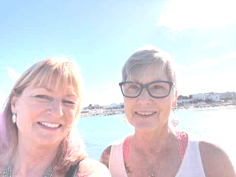 """Two retired Americans bewitched by Bari: """"It's decided, we're moving here"""""""