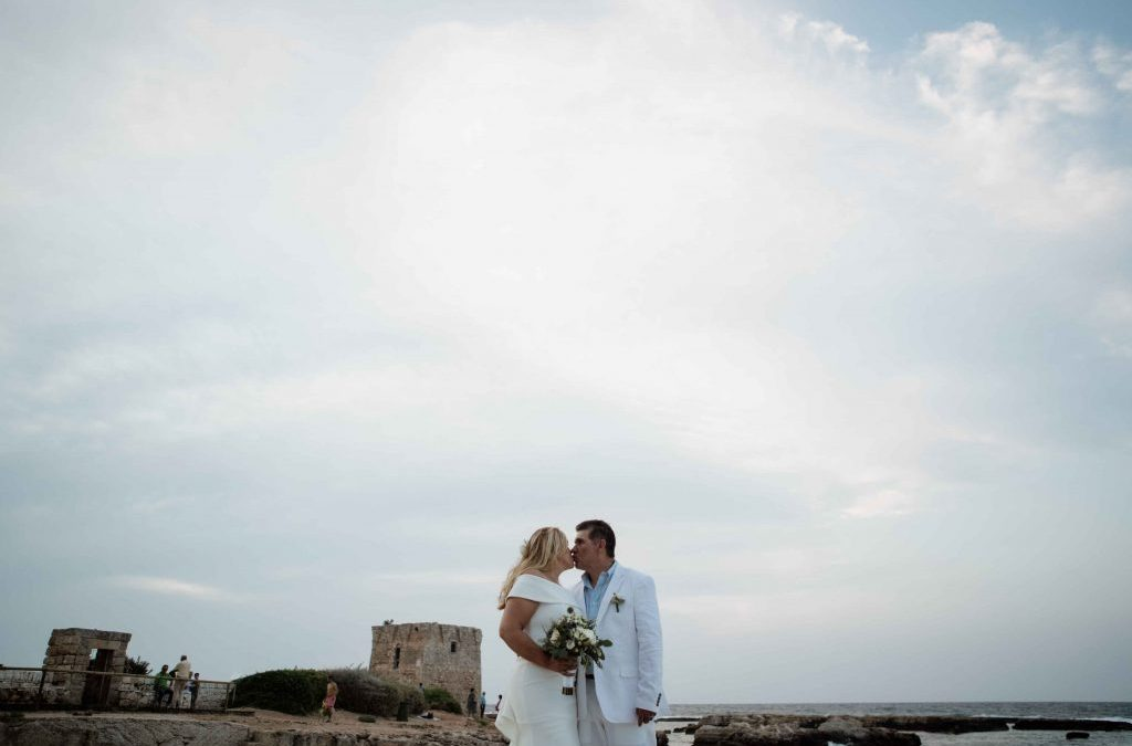 What is the best way to tell that Puglia wedding in the last few years is making the world fall in love?