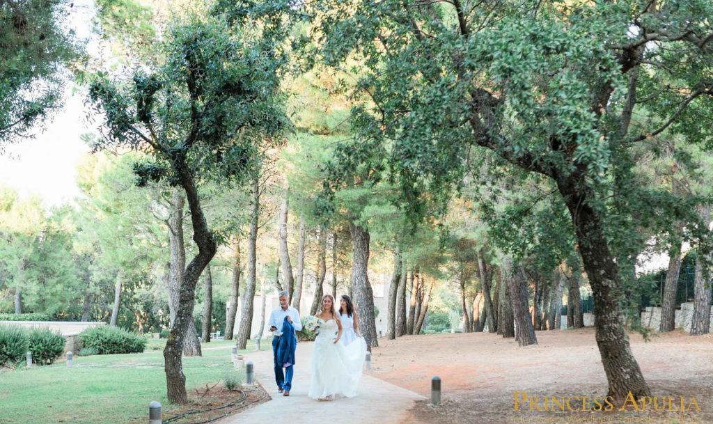 Beaches and centuries-old olive trees, Masserie and historic houses from Fiaba – Your wedding in Puglia, the essence of flavors and traditions.