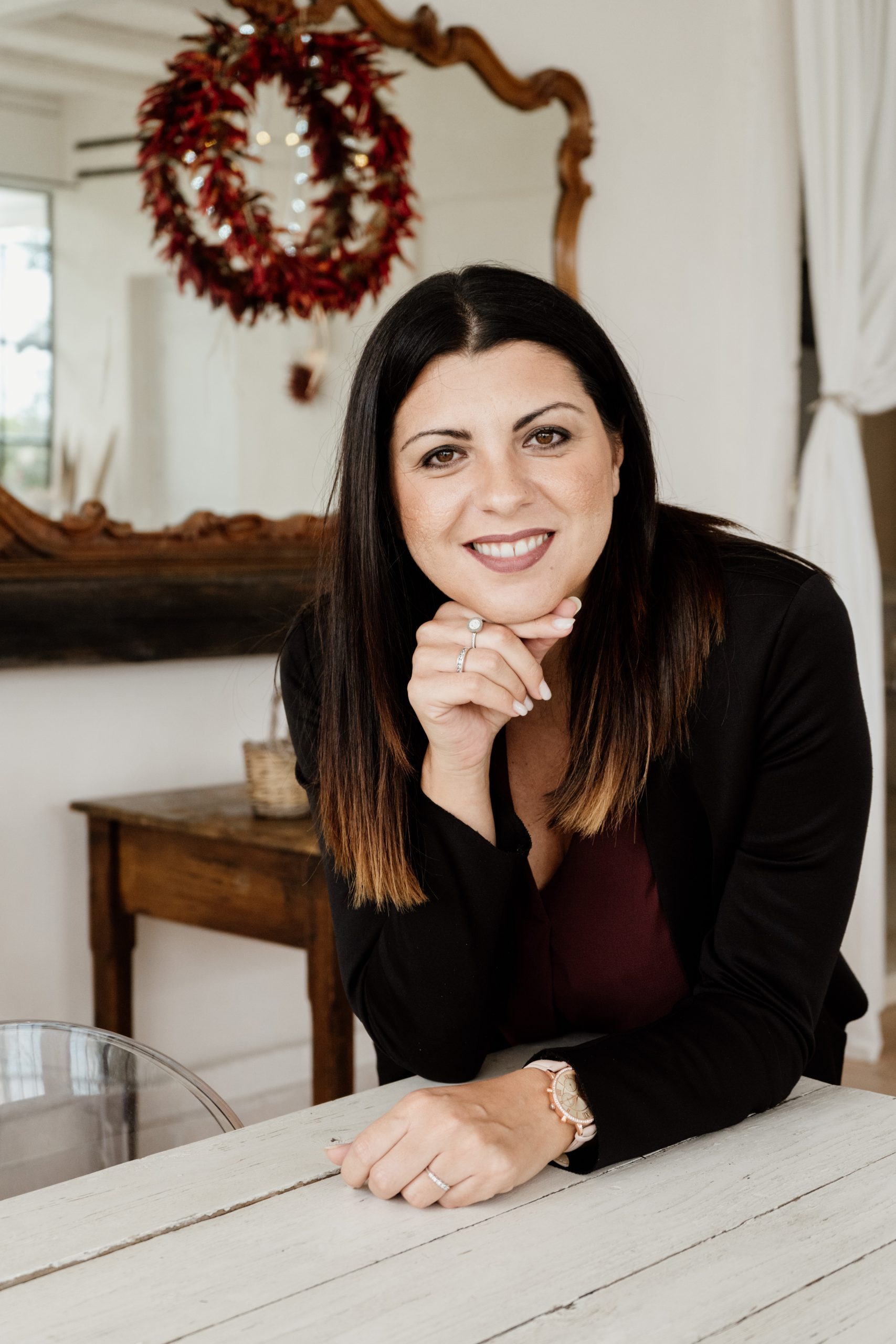 Elena Le Fosse Luxury Wedding Planner in Italt