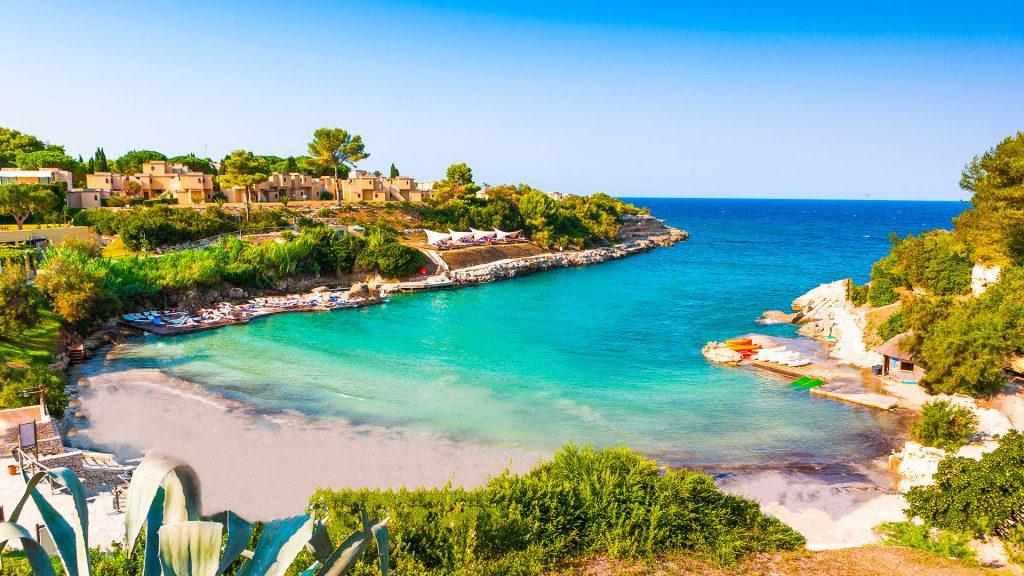 Best beaches of Otranto and surroundings