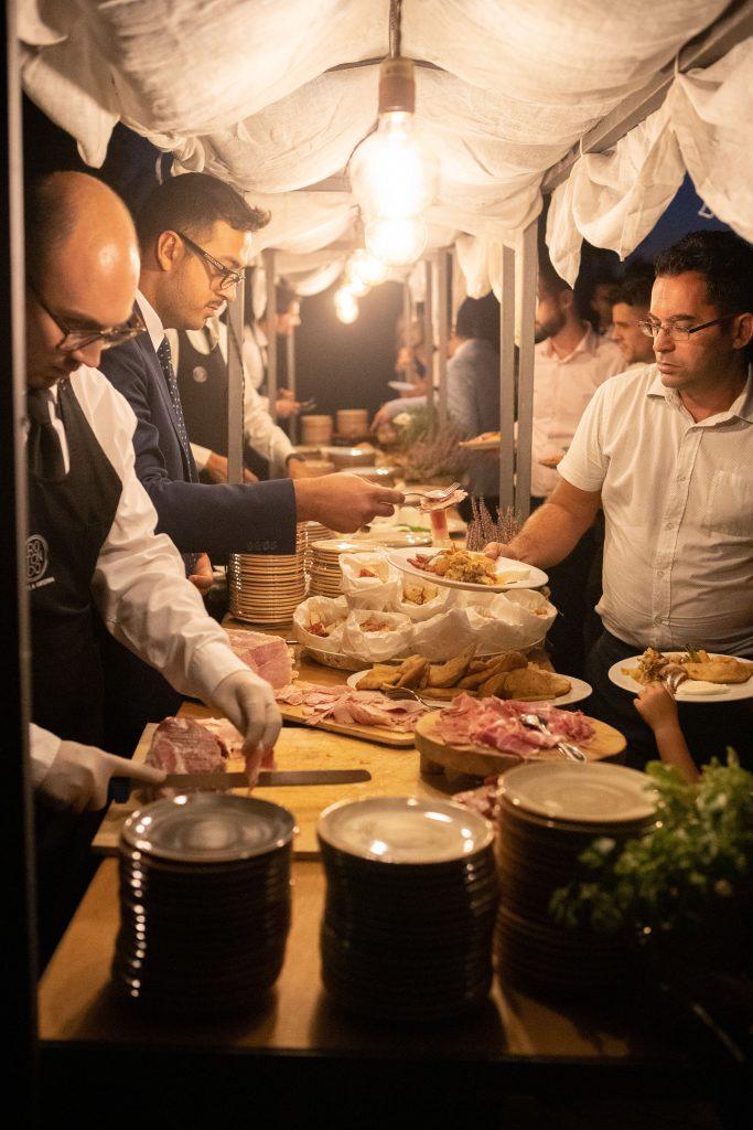 wedding catering puglia