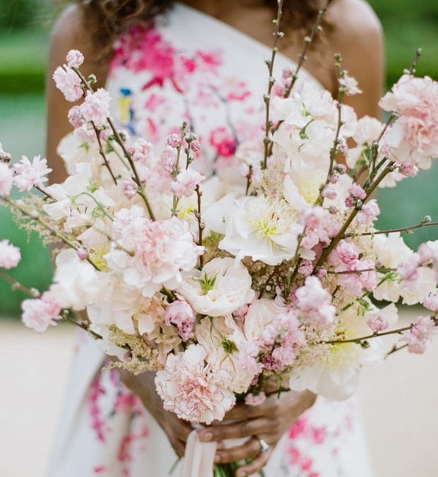 The most beautiful flowers for a spring wedding!