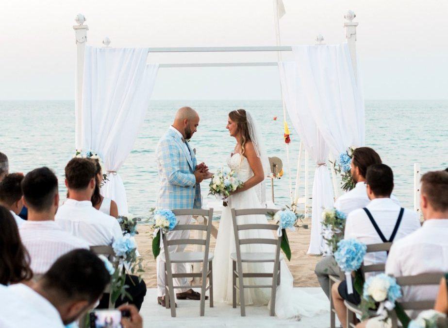 What is a blessing for wedding?