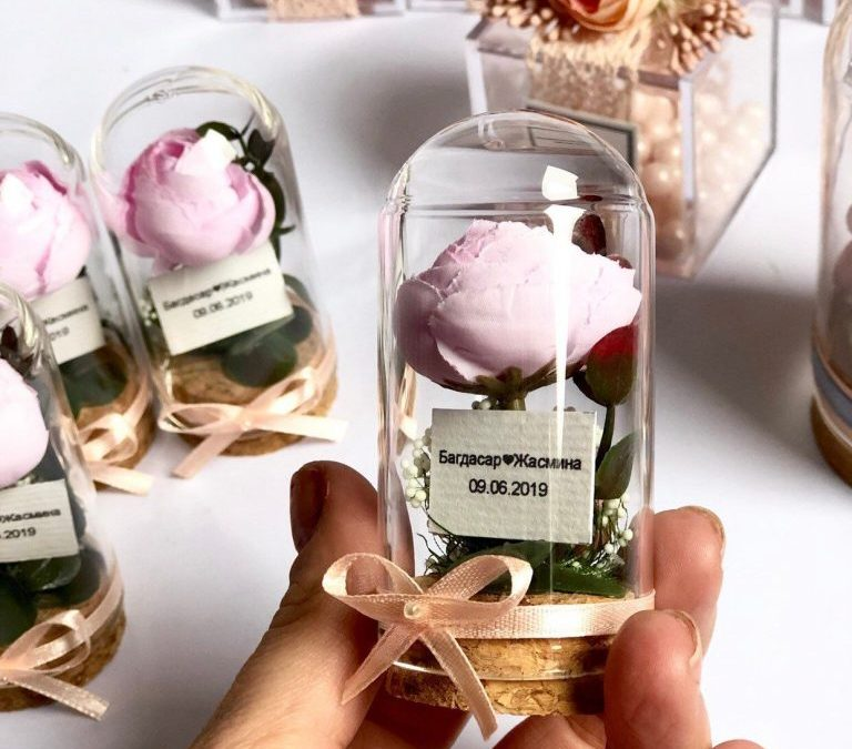 Wedding favors: what are the trendy ones?