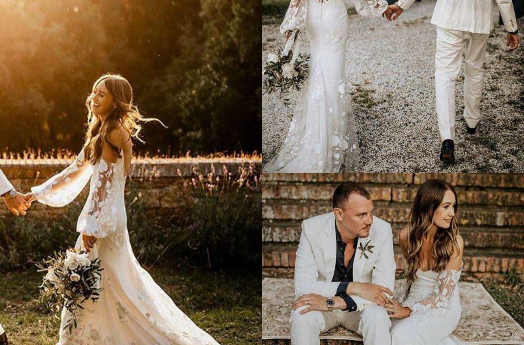 The ideal wedding dress to wear for Apulia Wedding