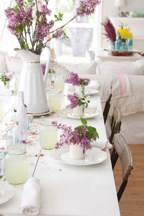 Floral arrangements and decorations