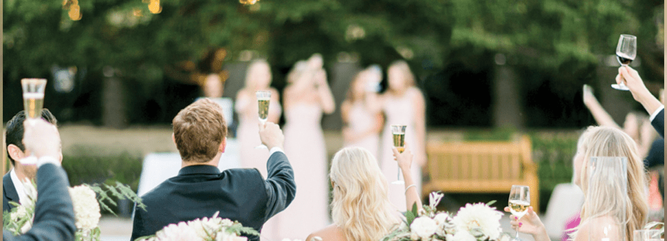 Which wines for wedding reception in Apulia?