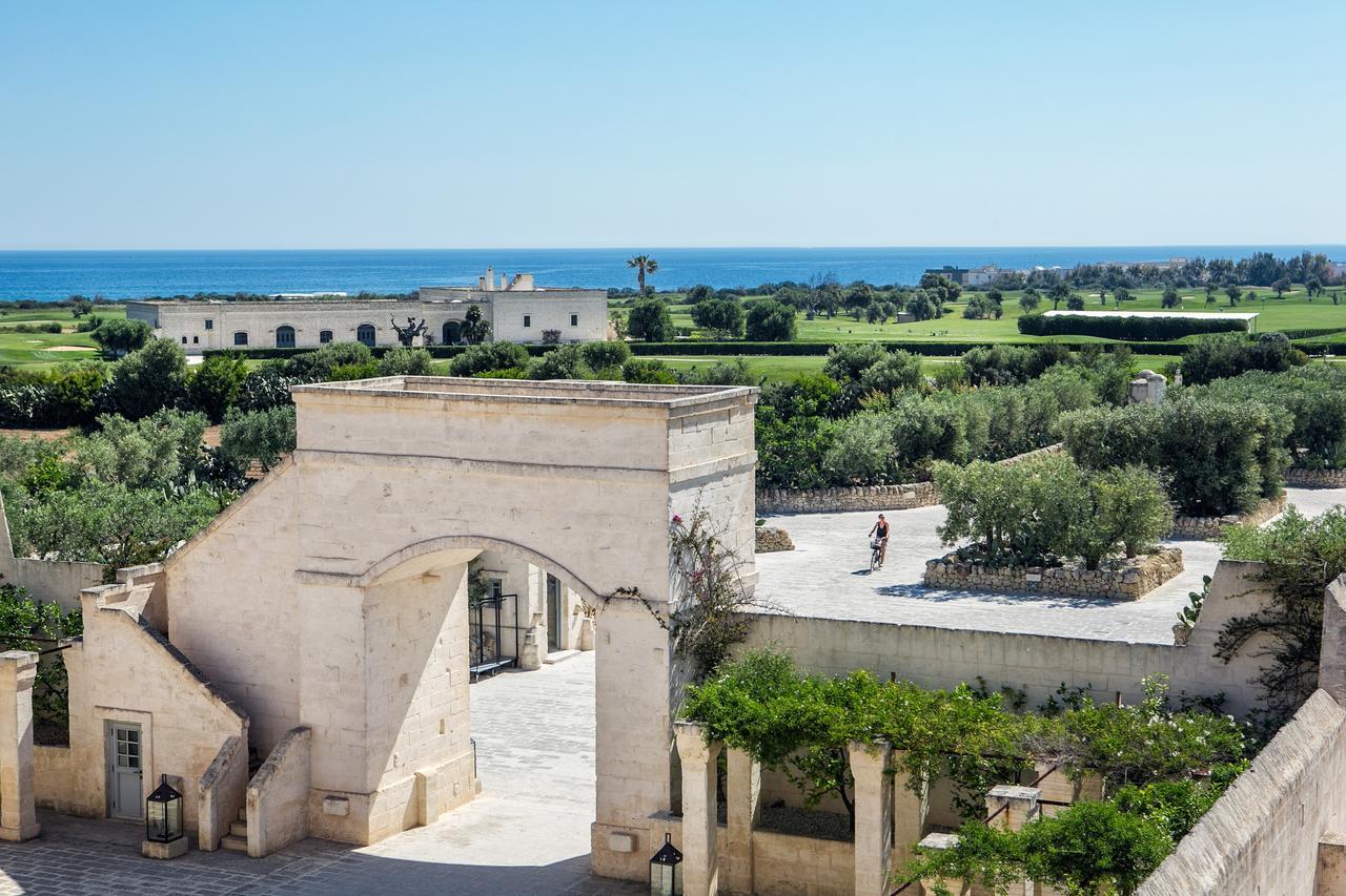 Enter of Borgo egnazia resort