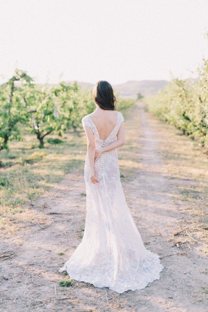 ideal wedding dress to wear